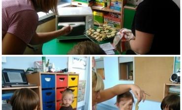 2015.10.09 - Przywitanie jesieni u przedszkolaków