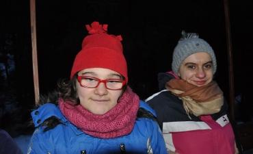 2017.02.23 Wisła - dzień 12 Kulig w dolinie Białej Wisełki_250