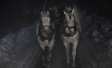 2017.02.23 Wisła - dzień 12 Kulig w dolinie Białej Wisełki_256