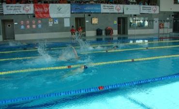 2017.03.28 IX wiosenny meeting pływacki Olimpiad Specjalnych