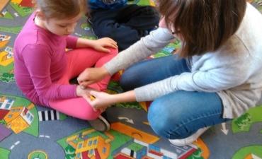 2017.05.16 Przedszkolaki w bibliotece