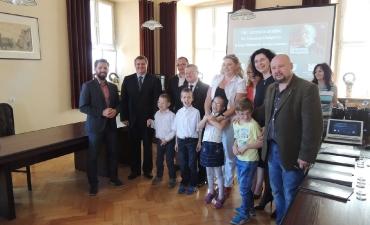 2017.05.31 Rozdanie nagród - Gminny Konkurs Plastyczny Toszek