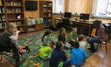 2017.11.07 Wizyta w Bibliotece Miejskiej_1