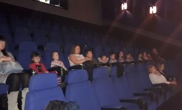 2018.03.06 Przedszkole - Kino Pszczółka Maja i Miodowe Igrzyska_4