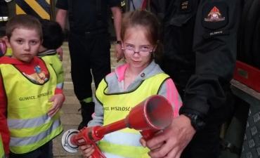 2018.05.16 Wycieczka Przedszkolaków do Straży Pożarnej_5