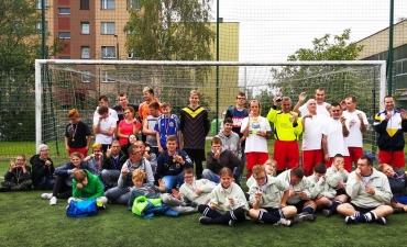 2018.09.27 Turniej Integracyjny Piłki Nożnej w Knurowie_5