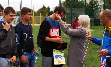 2018.09.27 Turniej Integracyjny Piłki Nożnej w Knurowie_8