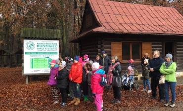 2016.11.07 Wycieczka do lasu