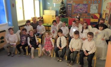 2016.12.21 Spotkanie wigilijne w przedszkolu