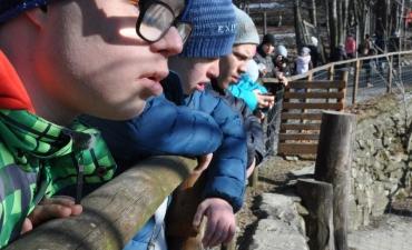 2017.02.16 Wisła- dzień 5 Czysta woda zdrowia doda