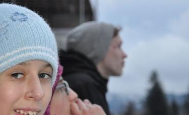 2017.02.23 Wisła - dzień 12 Kulig w dolinie Białej Wisełki_231