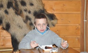 2017.02.23 Wisła - dzień 12 Kulig w dolinie Białej Wisełki