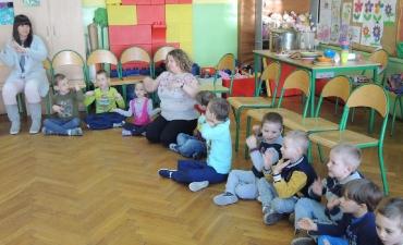2017.03.27 Spotkanie integracyjne przedszkolaków