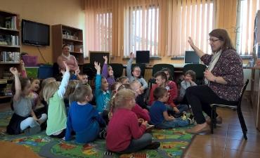 2017.04.04 Spotkanie integracyjne w Bibliotece  Miejskie