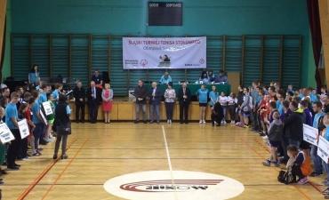 2017.04.26 XXI Śląski Turniej tenisa stołowego Olimpiad Specjalnych w Rudzie Śląskiej _1