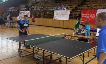 2017.04.26 XXI Śląski Turniej tenisa stołowego Olimpiad Specjalnych w Rudzie Śląskiej _5