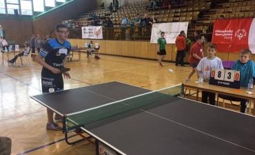 2017.04.26 XXI Śląski Turniej tenisa stołowego Olimpiad Specjalnych w Rudzie Śląskiej _7