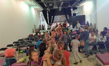 2017.09.15 Warsztaty BHP w CH Forum w Gliwicach