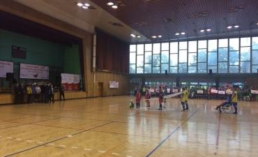 2017.09.20 XVII Turniej Piłki Halowej Olimpiad Specjalnych