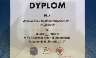 2017.09.21 VI Międzynarodowa Olimpiada Integracyjna
