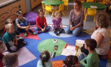 2017.10.04 Dzień Muzyki w przedszkolu