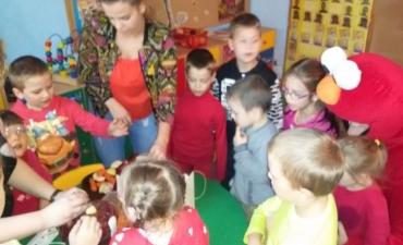 2017.10.06 Powitanie jesieni w przedszkolu