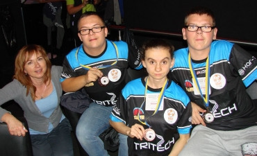 2017.10.17 Śląski turniej bowlingowy Olimpiad Specjalnych
