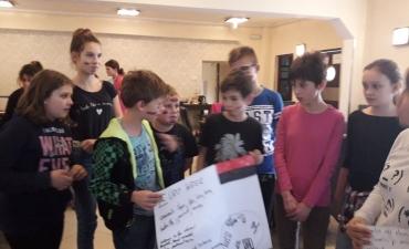 """2017.11.06 Program """"EuroWeek – Szkoła Liderów"""""""