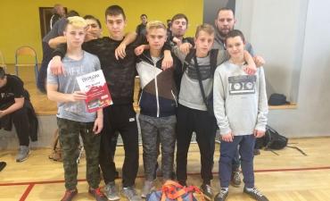 2017.11.09 I Międzyszkolny Turniej w Unihokeja
