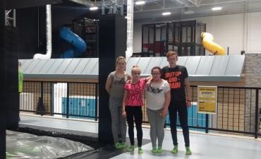 2018.01.19 Wyskokowa wycieczka - wizyta w Parku Adrenaliny_1