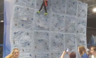 2018.01.19 Wyskokowa wycieczka - wizyta w Parku Adrenaliny
