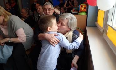 2018.01.23 Dzień Babci i Dziadka w przedszkolu