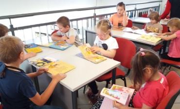 2018.05.15 Przedszkolaki w bibliotece_2