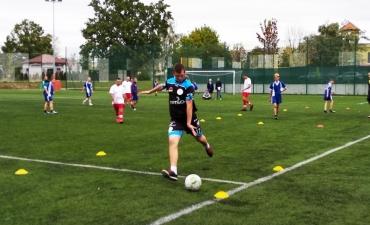 2018.09.27 Turniej Integracyjny Piłki Nożnej w Knurowie