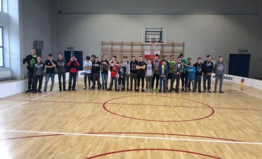 2018.11.08 II Międzyszkolny Turniej Unihokeja
