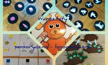 2018.11.21 Warsztaty sensoryczno-logopedyczne