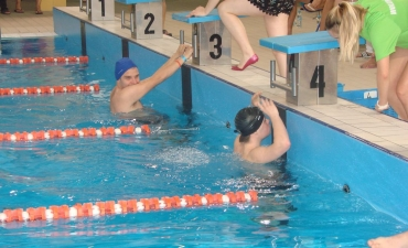 2018.11.30 XXVI Miting Pływacki Olimpiad Specjalnych