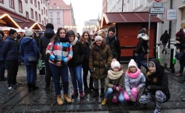 2018.12.01 Jarmark Bożonarodzeniowy we Wrocławiu