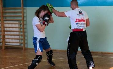 2019.01.30 Lekcja wychowania fizycznego z mistrzem sportu