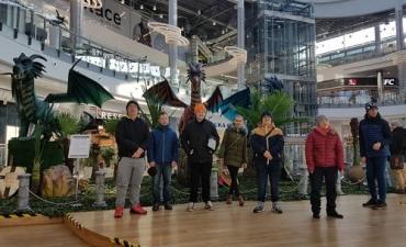 2019.11.14 Wystawa smoków GCH Forum