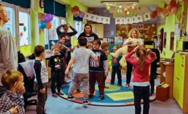 2019.11.26 Dzień Pluszowego Misia w Przedszkolu