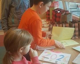 2019.12.18a III Międzyszkolny Konkurs Plastyczny - Kalendarz 2020