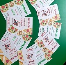 Dzień Pizzy w Przedszkolu