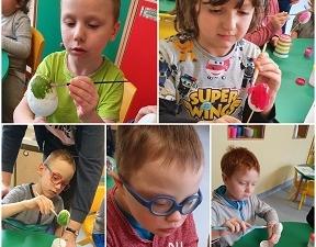 Wielkanocne zajęcia w przedszkolu